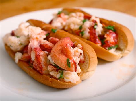 recipe lobster roll connecticut style warm buttered lobster rolls recipe serious eats