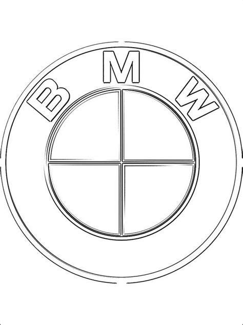 Logo Coloring Pages Free Coloring Pages Of Bmw Logo by Logo Coloring Pages