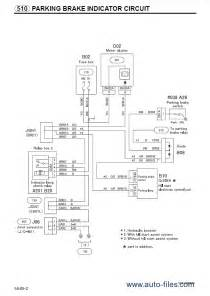Mitsubishi Canter Wiring Diagram Mitsubishi Fuso Canter Truck Service Manual Pdf