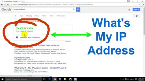 How To Search Ip Address Location How To Find Your Ip Address What Is My Ip Windows 10