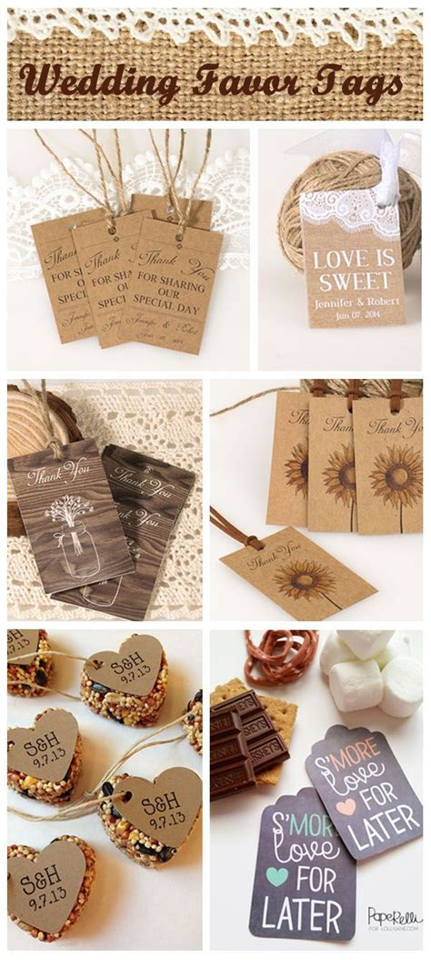 Wedding Favors Tags by Best 25 Favor Tags Ideas On Favor Tags