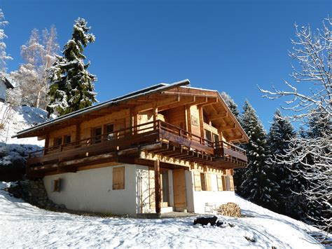 what is a chalet anzere ski chalet rental