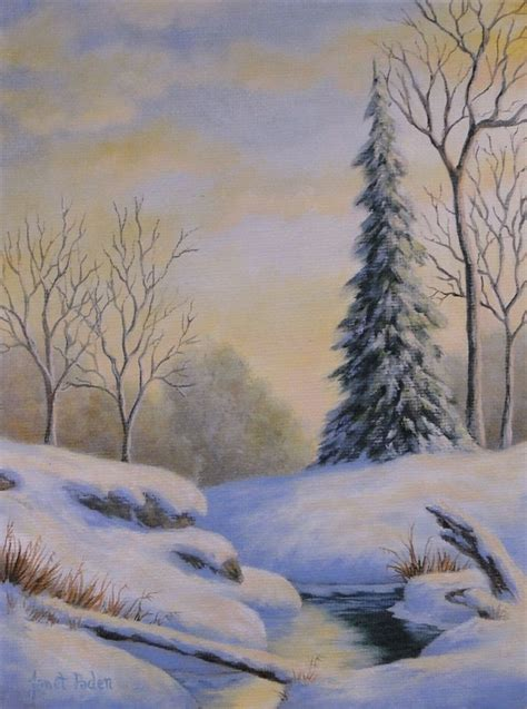 bob ross paintings snow 83 best images about winter paintings on snow