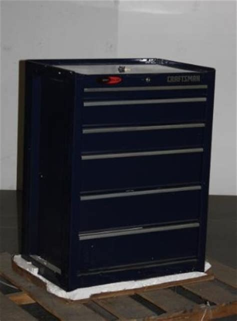 craftsman 6 drawer tool box quiet glide chest craftsman 6 drawer quiet glide roll away tool chest box