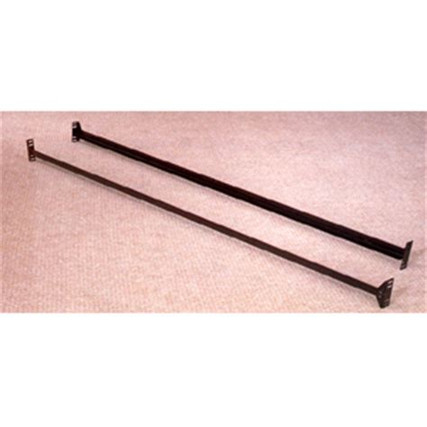 twin size bed rails bed frames rails 76 in twin full size bed rails 2408 a