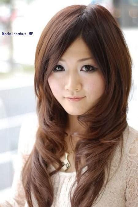 model rambut poni sebahu untuk muka bulat 18 model potongan rambut untuk wajah bulat dan pipi tembem