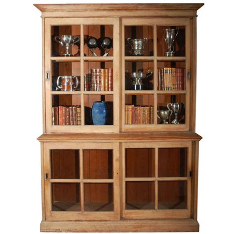 library bookcase with doors a library bookcase with sliding doors circa 1890 at 1stdibs