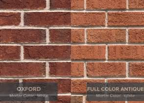 brick colors triangle brick
