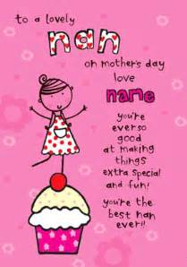 Www funkypigeon com personalised card benny mother s day nan
