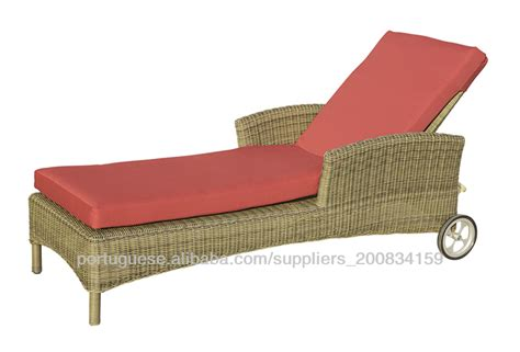 Chaise Longue Osier by Outoor Rotin Chaise Longue Jardin En Osier Chaise Longue