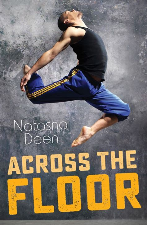 Across The Floor by Author Feature Deen Orca Book Publishers