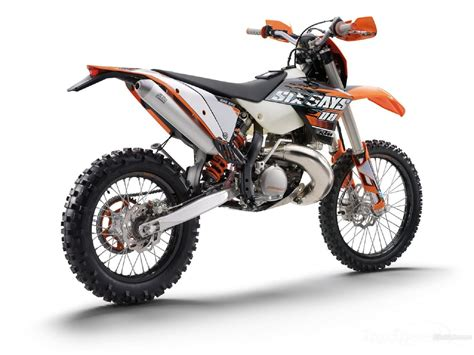 2012 Ktm 250 Exc 2012 Ktm 250 Exc Six Days Picture 435545 Motorcycle