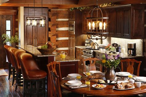Western Style Decor by Kitchen Design Ideas Western Home Interior Design