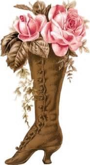 Vintage Flower Arrangement - antique hands fans and shoes on pinterest hand fans