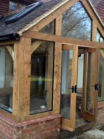 Enclosed Outdoor Rooms - oak framed conservatories amp garden rooms imperial framing