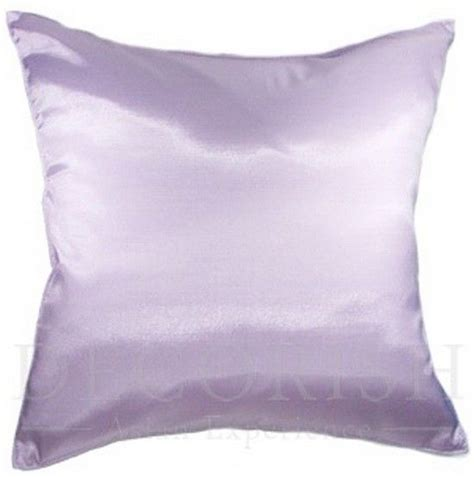 1x Silk Large Decorative Throw Pillow Cover For Couch Sofa Sofa Pillows Large