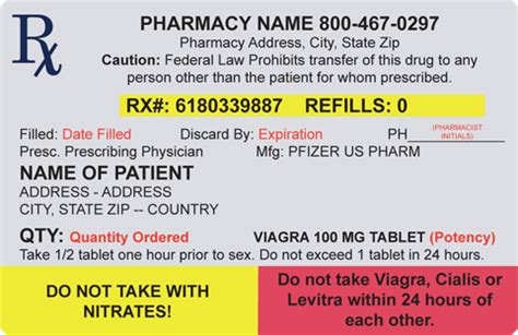 prescription bottle label template the gallery for gt prescription label template