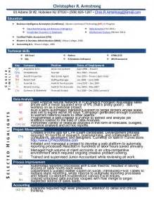chris armstrong functional resume