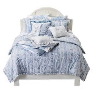 target shabby chic collection simply shabby chic 174 indigo bedding collection target