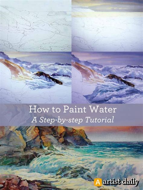 acrylic painting tutorial pdf 25 best ideas about learn to paint on oleo