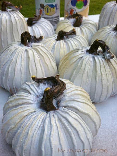 Sprei Tasya transform dollar store pumpkins think crafts by