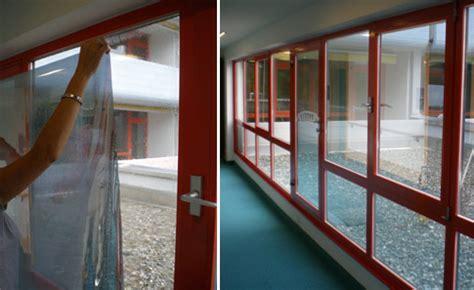 Sichtschutzfolie Fenster Entfernen by Sonnenschutzfolie Als Alternative Zur Gardine
