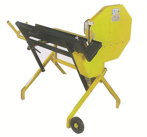 log saw bench electric domestic logging saw bench davies implements
