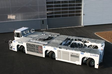 robotic pilot controlled towing tractor for passenger jets