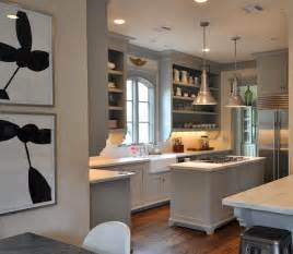 gray kitchen cabinet colors design ideas
