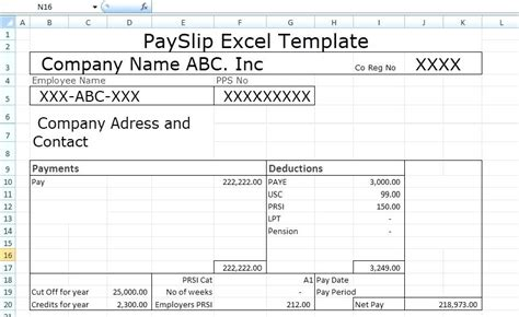 nsw payslip template payslip template nsw excel images of payroll tax exle