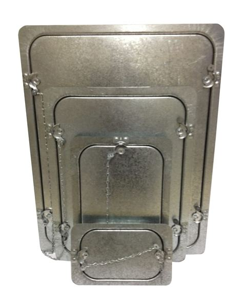 access panels galvanised 304 316 stainless steel and