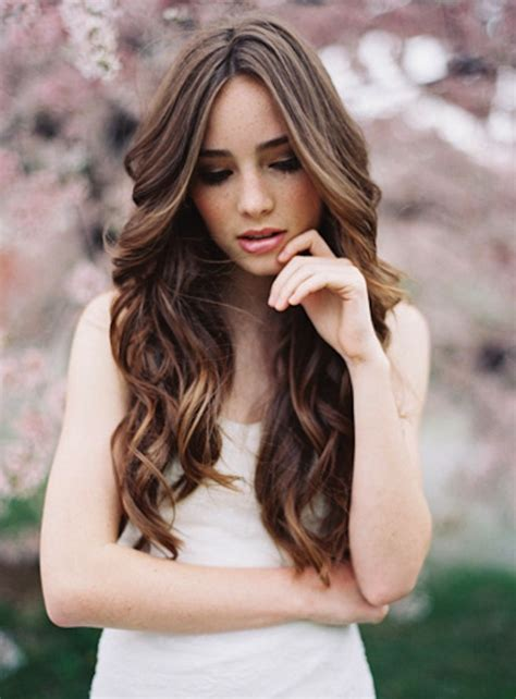 soft curl hairstyle loose wedding curls long hair wedding wedding hair ideas