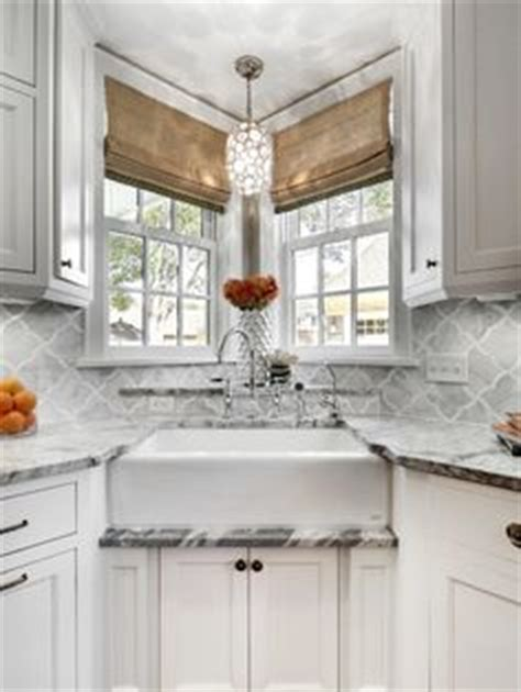 light over kitchen sink window corner plans breakfast nook 15 cool corner kitchen sink designs in the corner