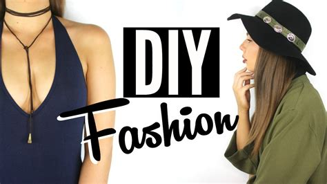 Easy Accessories Diy by Easy Diy Fashion Accessories The Spotlight