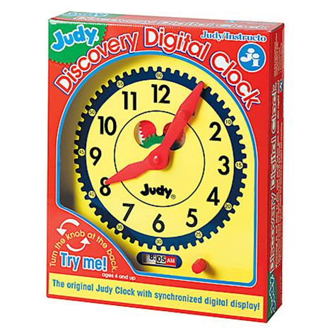 printable judy clock judy discovery digital clock by office depot officemax
