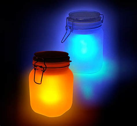 Diy Solar L Make Your Own Eco Friendly Sun Jars How To Make Solar Light