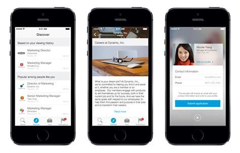 Search App Enhance Media 187 Competition For Linkedin As Trials Tab