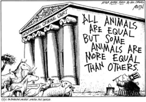 satire animal farm