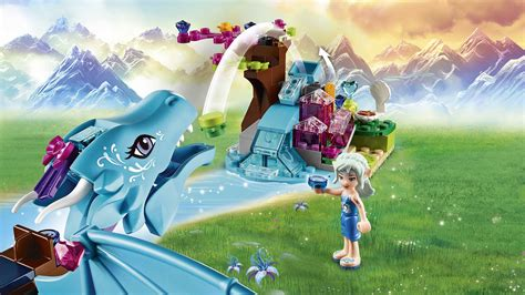 Lego 41172 Elves The Water 41172 the water adventure products elves lego