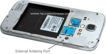 Home 4g Cell Phone Booster by Samsung Galaxy S4 Rf Cellular Antenna Port Location