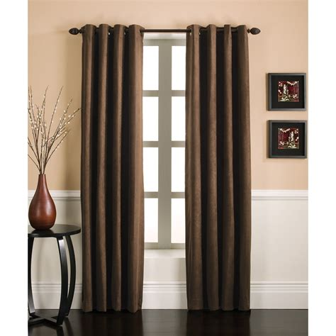 sears window curtains 42 quot x 84 quot grommet panel window treatments from sears and