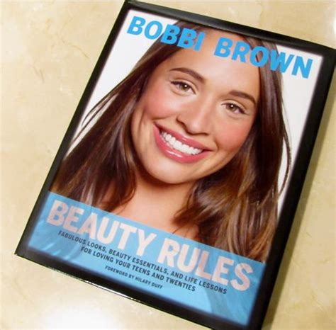bobbi brown beauty rules review beauty rules the book by bobbi brown best of beauty pick hello beauty