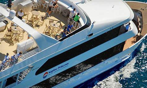 naples boat rentals groupon sightseeing cruise naples princess old groupon