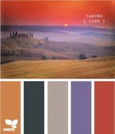 tuscan color palette annmarie s sting adventures color me beautiful