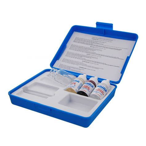 Water Hardness Test Kit 2403 Pro Products Water Hardness Test Kit