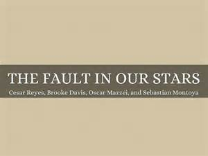 the fault in our stars free audiobook fault in our stars by cesar reyes