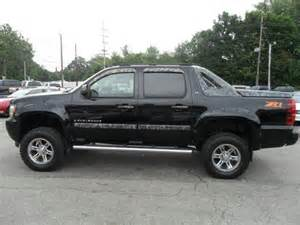 lifted chevy avalanche 4x4 images