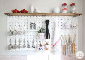 kitchen pegboard ideas 70 resourceful ways to decorate with pegboards and other