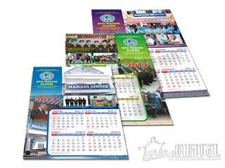 desain kalender 4 lembar desain kalender 3 lembar gubug gallery