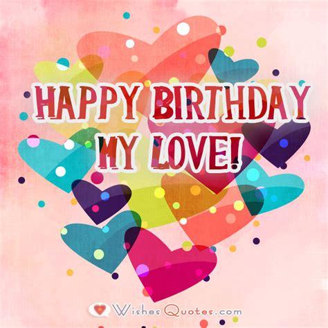 images of love birthday romantic birthday wishes